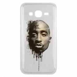 Чехол для Samsung J5 2015 Tupac Shakur