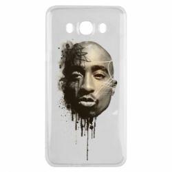 Чехол для Samsung J7 2016 Tupac Shakur