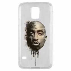 Чехол для Samsung S5 Tupac Shakur