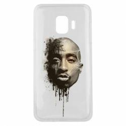 Чехол для Samsung J2 Core Tupac Shakur