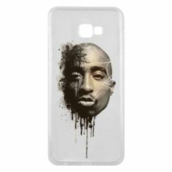 Чехол для Samsung J4 Plus 2018 Tupac Shakur