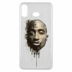 Чехол для Samsung A6s Tupac Shakur