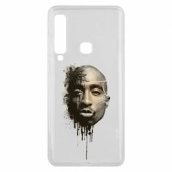 Чехол для Samsung A9 2018 Tupac Shakur