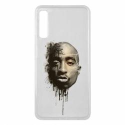 Чехол для Samsung A7 2018 Tupac Shakur