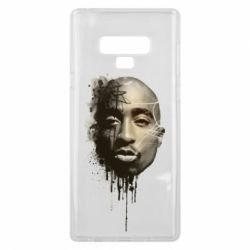 Чехол для Samsung Note 9 Tupac Shakur