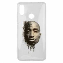 Чехол для Xiaomi Mi Max 3 Tupac Shakur