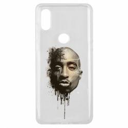 Чехол для Xiaomi Mi Mix 3 Tupac Shakur