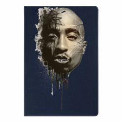Блокнот А5 Tupac Shakur