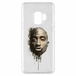 Чехол для Samsung S9 Tupac Shakur