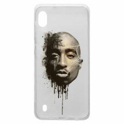 Чехол для Samsung A10 Tupac Shakur