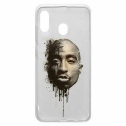 Чехол для Samsung A30 Tupac Shakur