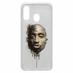 Чехол для Samsung A40 Tupac Shakur
