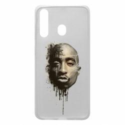 Чехол для Samsung A60 Tupac Shakur