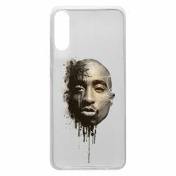 Чехол для Samsung A70 Tupac Shakur