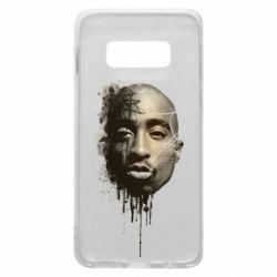 Чехол для Samsung S10e Tupac Shakur