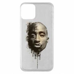Чехол для iPhone 11 Tupac Shakur