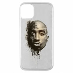 Чехол для iPhone 11 Pro Tupac Shakur