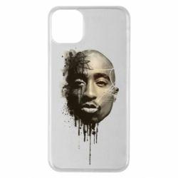 Чехол для iPhone 11 Pro Max Tupac Shakur
