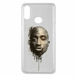 Чехол для Samsung A10s Tupac Shakur