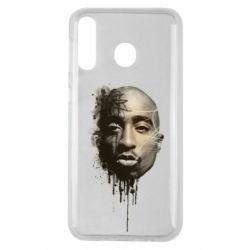 Чехол для Samsung M30 Tupac Shakur