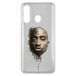 Чехол для Samsung M40 Tupac Shakur