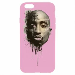 Чехол для iPhone 6/6S Tupac Shakur