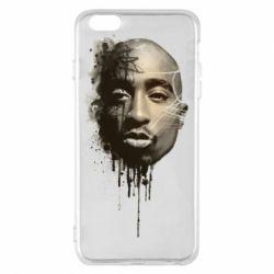 Чехол для iPhone 6 Plus/6S Plus Tupac Shakur