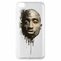 Чехол для Xiaomi Redmi Go Tupac Shakur