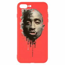 Чехол для iPhone 7 Plus Tupac Shakur