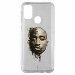 Чехол для Samsung M30s Tupac Shakur