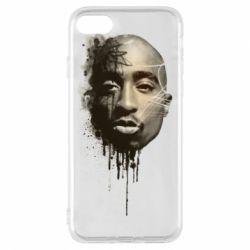 Чехол для iPhone 8 Tupac Shakur