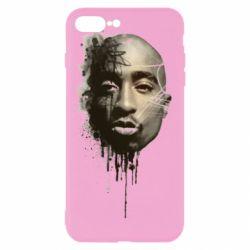 Чехол для iPhone 8 Plus Tupac Shakur