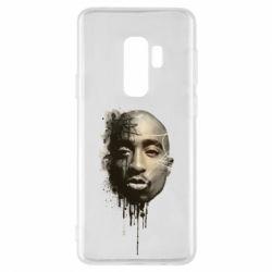 Чехол для Samsung S9+ Tupac Shakur