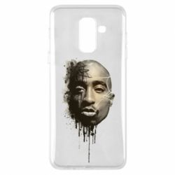Чехол для Samsung A6+ 2018 Tupac Shakur