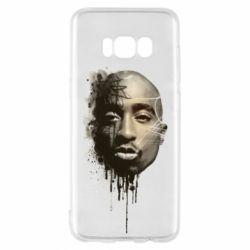 Чехол для Samsung S8 Tupac Shakur