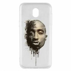 Чехол для Samsung J5 2017 Tupac Shakur