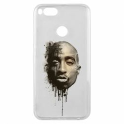 Чехол для Xiaomi Mi A1 Tupac Shakur