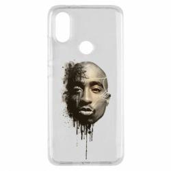 Чехол для Xiaomi Mi A2 Tupac Shakur
