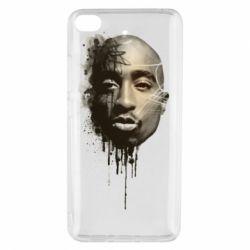 Чехол для Xiaomi Mi 5s Tupac Shakur