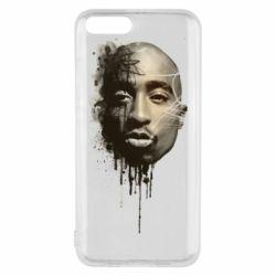 Чехол для Xiaomi Mi6 Tupac Shakur