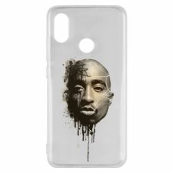 Чехол для Xiaomi Mi8 Tupac Shakur