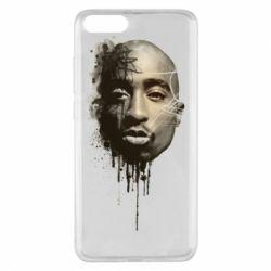 Чехол для Xiaomi Mi Note 3 Tupac Shakur