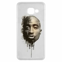 Чехол для Samsung A3 2016 Tupac Shakur