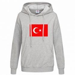 Женская толстовка Турция - FatLine