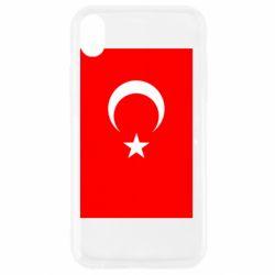 Чехол для iPhone XR Турция