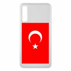 Чехол для Samsung A7 2018 Турция