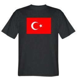 Мужская футболка Турция - FatLine