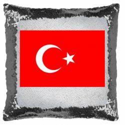 Подушка-хамелеон Турция