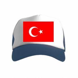 Детская кепка-тракер Турция