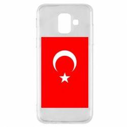 Чехол для Samsung A6 2018 Турция